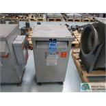 8.0 KVA OLSUN DRY TYPE TRANSFORMER *$25.00 RIGGING FEE DUE TO INDUSTRIAL SERVICES AND SALES*