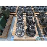 1.0 HP APPROX. PUMP MOTORS *$25.00 RIGGING FEE DUE TO INDUSTRIAL SERVICES AND SALES*