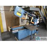 "9"" X 16"" DOALL MODEL C-916 HORIZONTAL BAND SAW; S/N 529-051937 *$300.00 RIGGING FEE DUE TO"