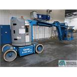 36' GENIE MODEL Z-30/20N ARTICULATED ELECTRIC BOOM LIFT; S/N 23ONO6-8304, 36' LIFT HEIGHT, 500 LB.