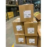 (5) unopened boxes Allen Bradley Kinetix VP low inertia servo motors (LOT)