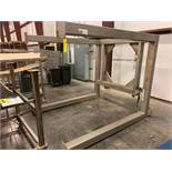 stainless steel frame for weigh scale
