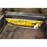 Major on-ramp hydraulic lifting beam jack. *Acceptance of the final highest bid on this lot is
