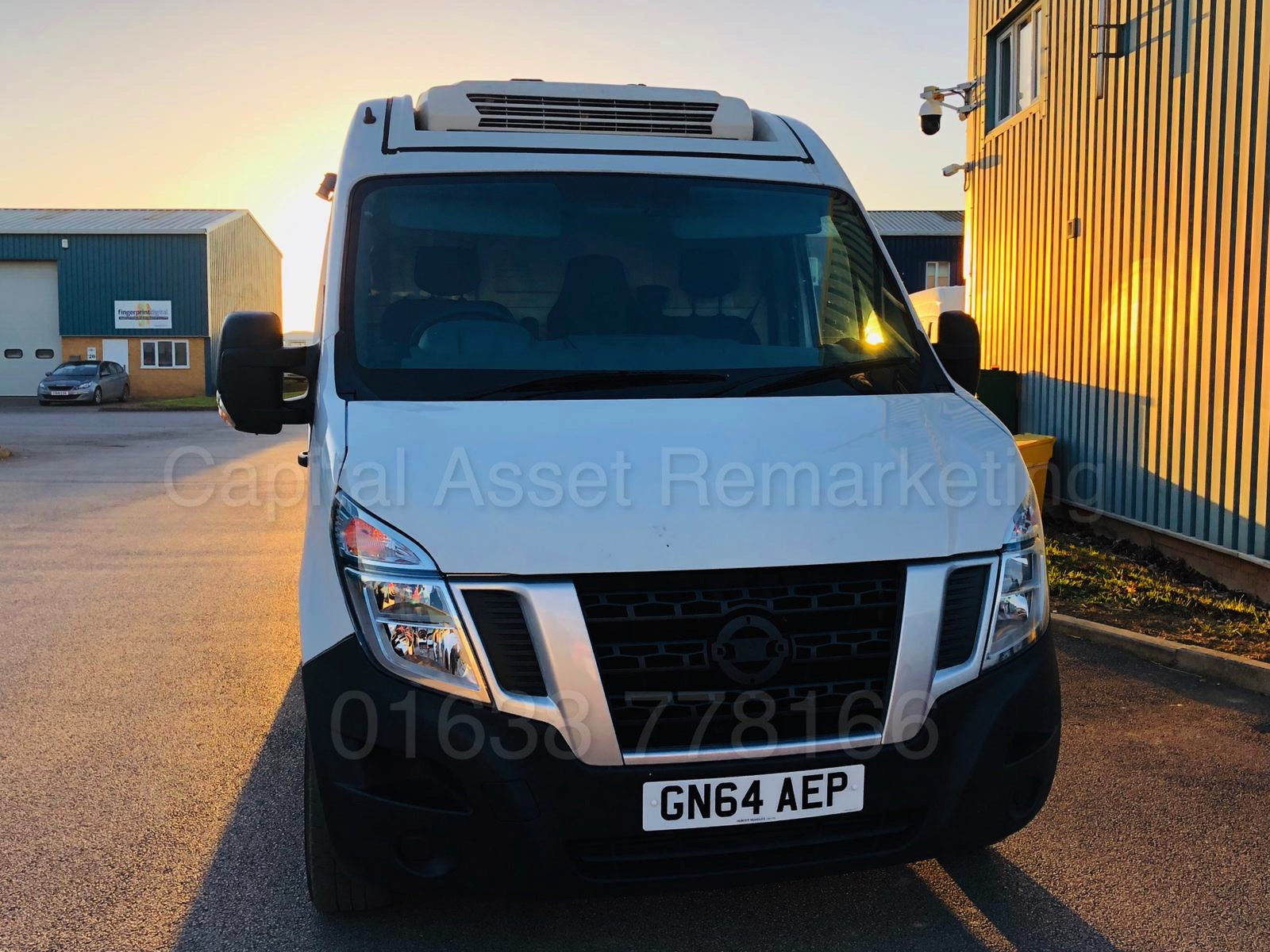 Lot 12 - NISSAN NV400 *LWB - REFRIGERATED / PANEL VAN* (2015 MODEL) '2.3 DCI - 6 SPEED' *THERMO KING*