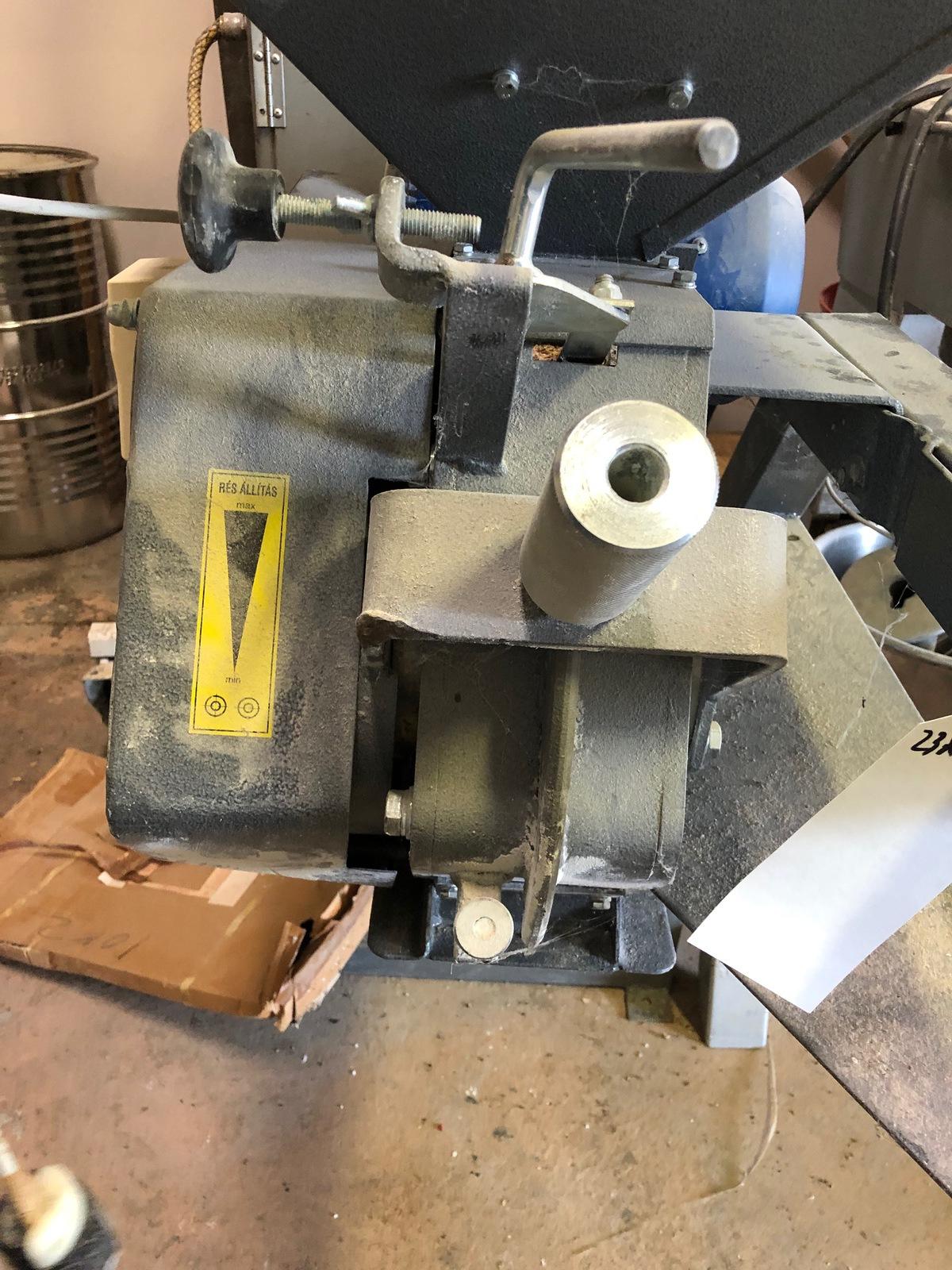 Lot 23A - Robix Roppi-600 Malt Mill, 1HP | Sub to Bulk | Rig Fee: $75