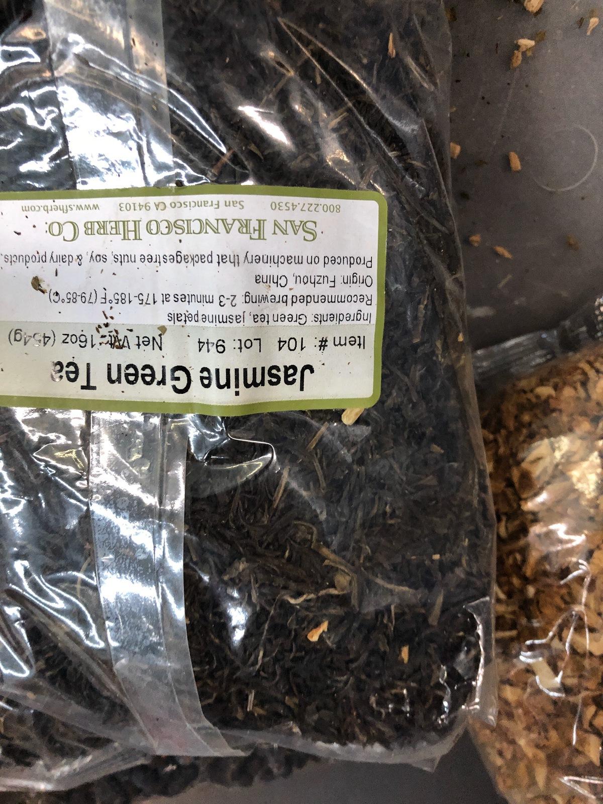Lot of Herbs and Botanicals: Lemon Peel, Juniper Berries, Orange Peel, Orris Ro   Rig Fee: $20 or HC - Image 10 of 14