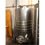 2008 EnoToscana Single Wall Tank, Cooling Jacket Section, Top and Sid | Sub to Bulk | Rig Fee: $250