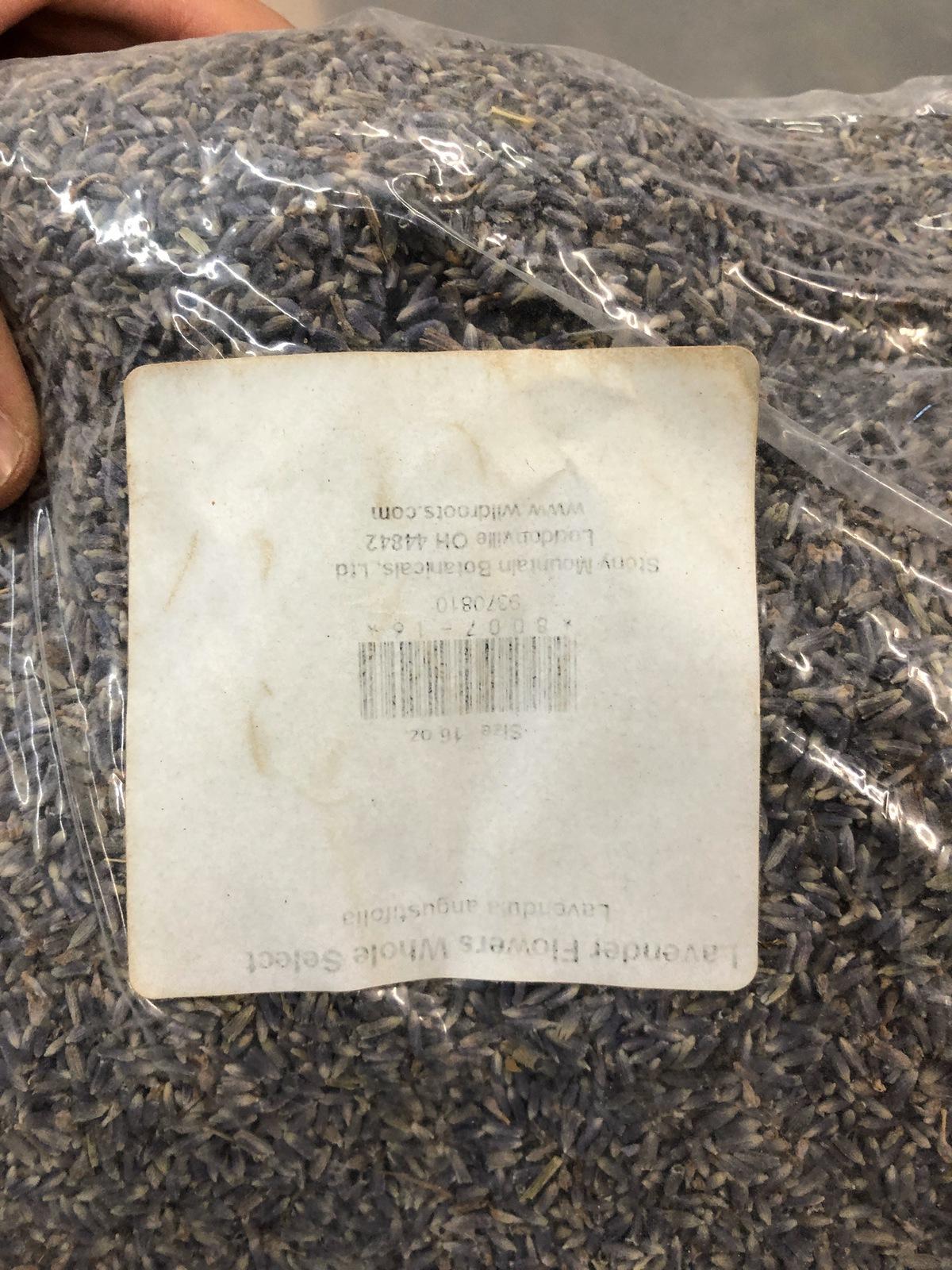 Lot of Herbs and Botanicals: Orange Peel, Peppermint Leaf, Cinchona Bark, Caraw | Rig Fee: $20 or HC