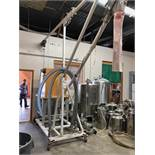 Hapman Grain Hopper with Pipe Auger | Sub to Bulk | Rig Fee: $200