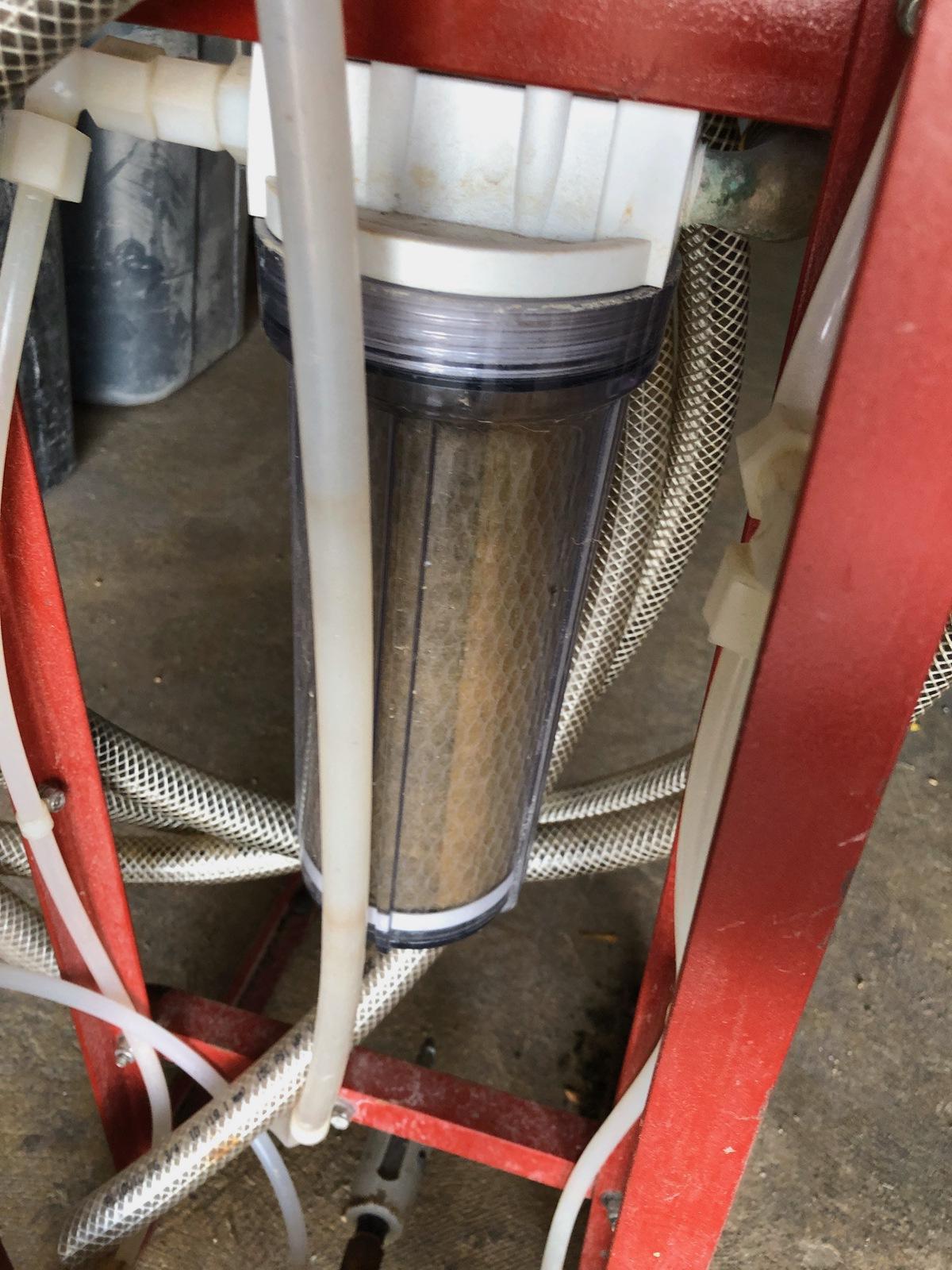 Lot 21B - Floor Mounted Bottle Washer | Sub to Bulk | Rig Fee: $50 or HC
