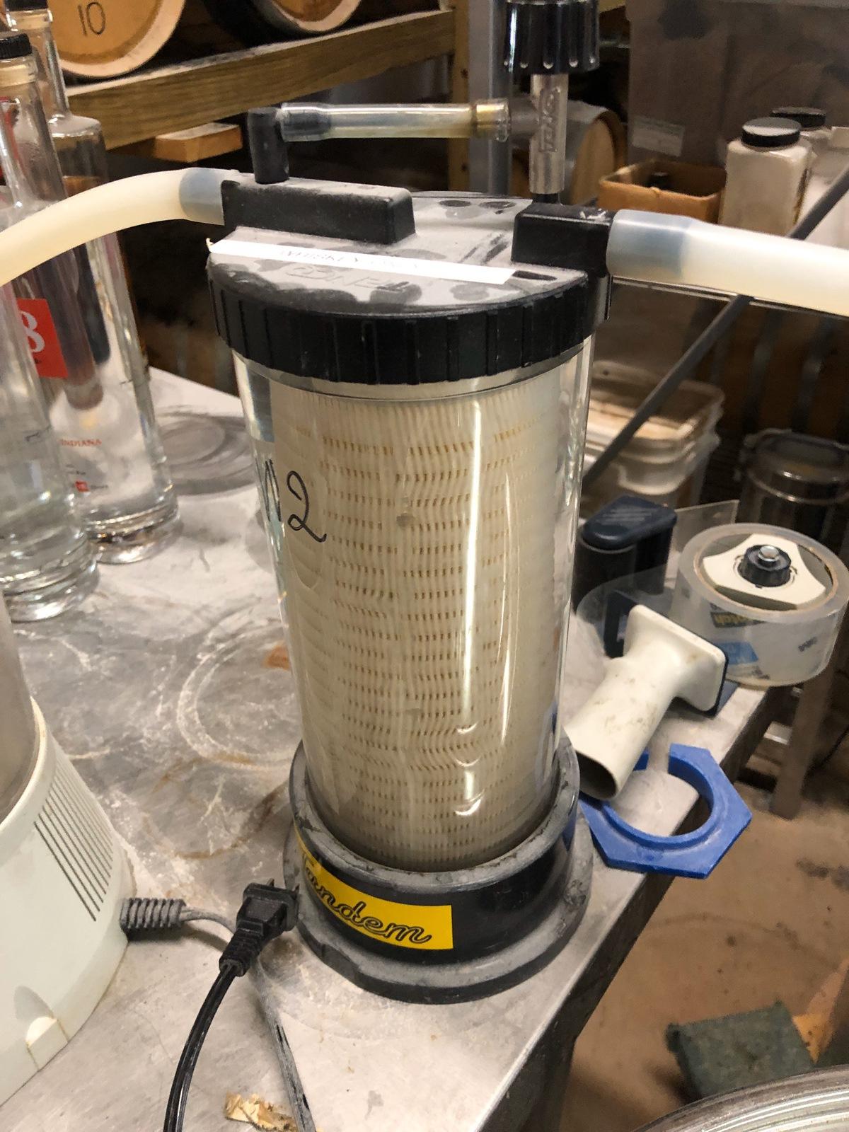 Lot 31 - (4) Tenco Bottle Filters | Sub to Bulk | Rig Fee: $30 or HC