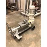 Mash Screw Displacement Pump, 3KW, 330/400V @ 60Hz | Sub to Bulk | Rig Fee: $75