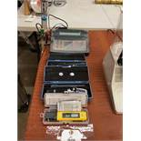 Lot of Test Instruments, (2) PH Meter, (2) ATC Portable Refractom | Sub to Bulk | Rig Fee: $30 or HC