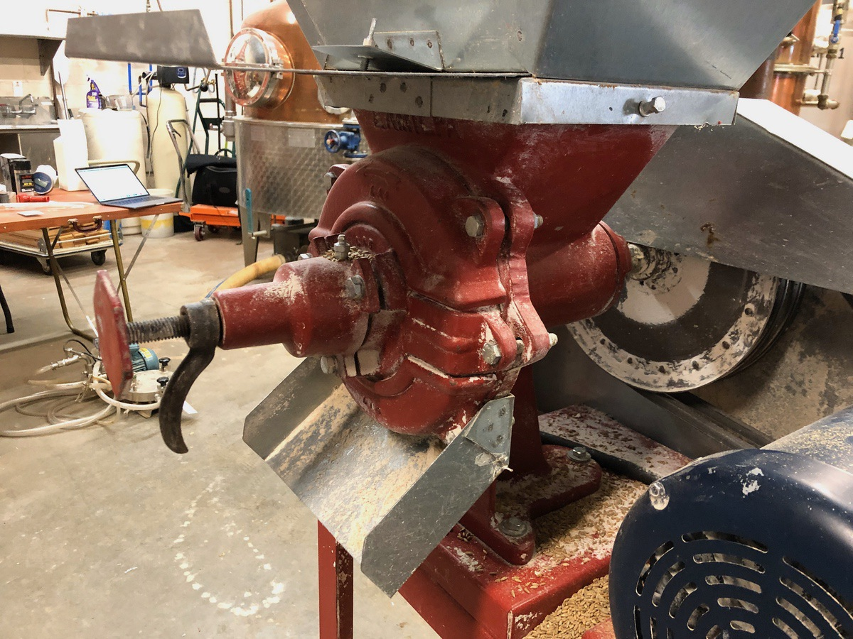 Lot 23 - 2009 CS Bell Model MILPA Mill, S/N: 2009-106 CIP 04/09 | Sub to Bulk | Rig Fee: $100