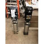 (2) Ebara Pumps (Vertical) | Sub to Bulk | Rig Fee: $50