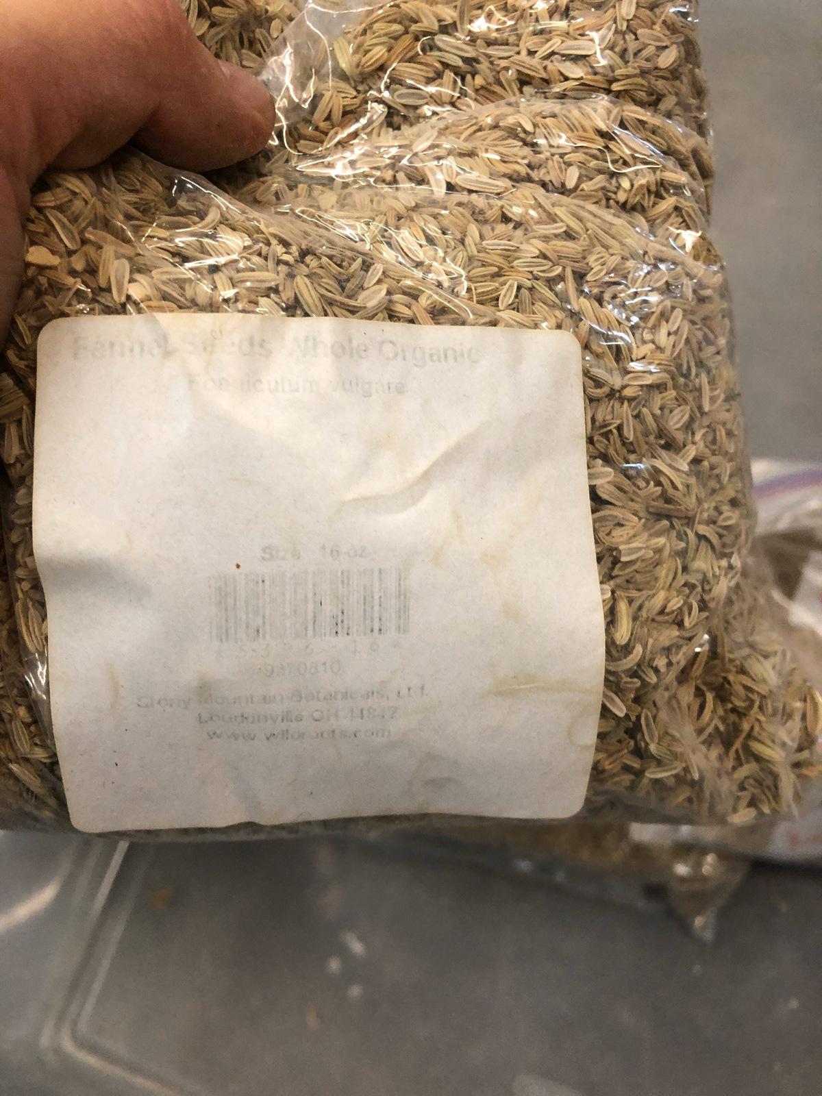Lot of Herbs and Botanicals: Orange Peel, Peppermint Leaf, Cinchona Bark, Caraw | Rig Fee: $20 or HC - Image 17 of 17