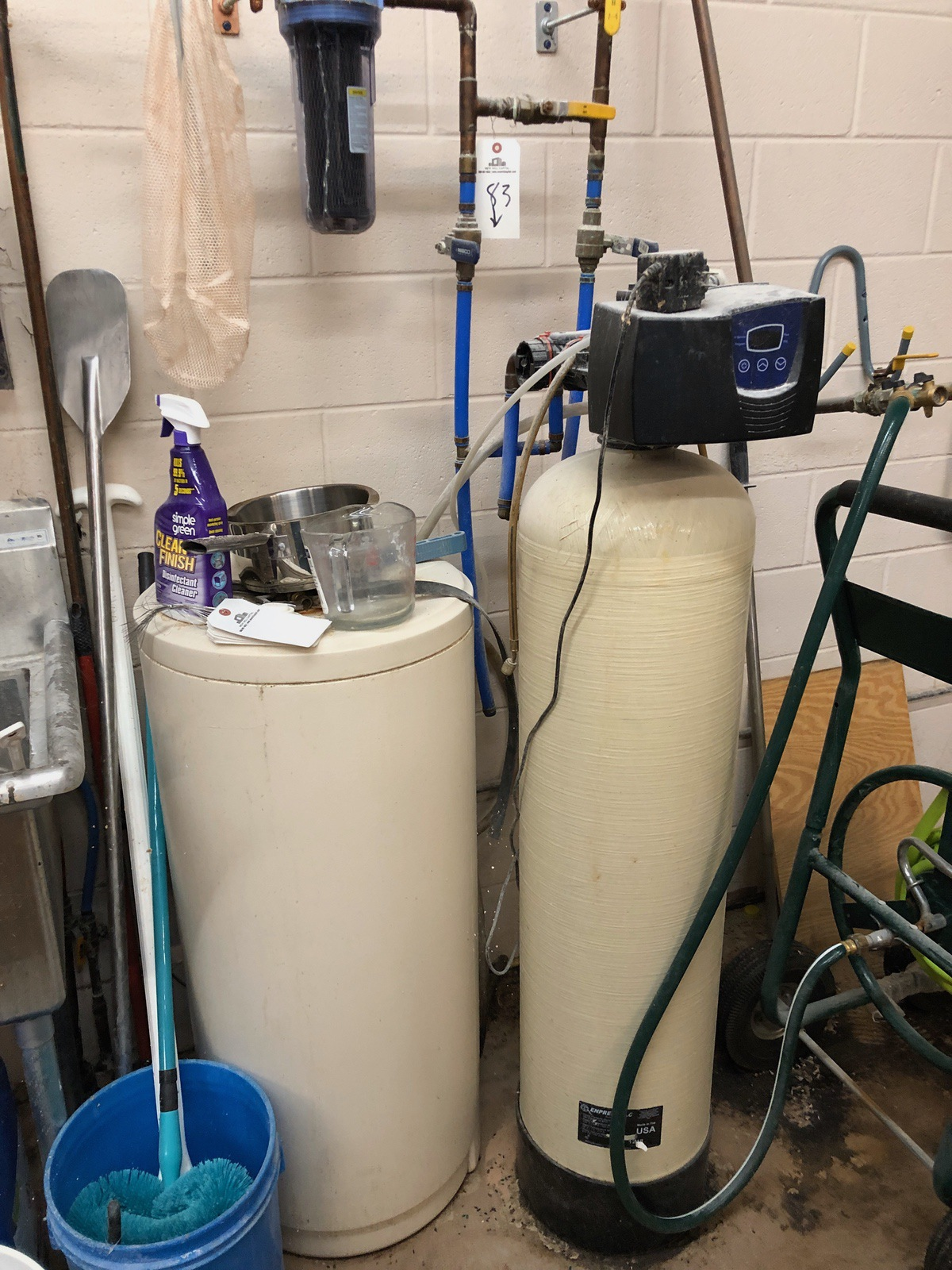 Lot 83 - Enpress Water Filtration System | Rig Fee: $100