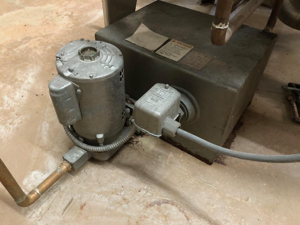Lot 1 - 2008 Arnold Holstein Type SH1200 600L Still, Heads & Hearts Tank | Sub to Bulk | Rig Fee: $3300