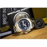 BREITLING – AIRWOLF A78363 (BLACK DIAL), STAINLESS STEEL
