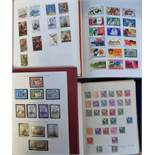 Stamps, three large boxes containing a collection of GB & World stamps, 1860's onwards in various
