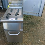 Emmepi Grandi Cucine Floor Standing Gas Hotplate/Griddle, Model ...