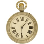 Lot 47 - Railway Clocks and Watches, LSWR Pocket Watch: A London and South Western Railway guards pocket