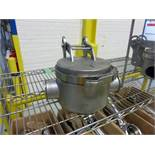 (2) Bunting stainless 3 in magnetic flow trap [1st Flr Warehouse] (Tagged as Lots 101 and 102)