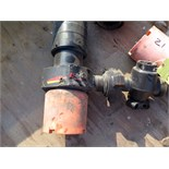 """LOT OF WIRELINE TOOLS CONSISTING OF: (1) 7-1/16"""" 10,000 lb. cap. flange, S/N US42870-0A; (1) 10,"""