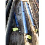 LOT OF WIRELINE TOOLS CONSISTING OF: (1) Number 20 wireline setting tool, S/N CS-20-01 & (1) gamma
