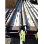 LOT OF WIRE TOOLS CONSISTING OF: (1) casing collar locator, S/N CS-CL-01; (1) Gamma Ray logging