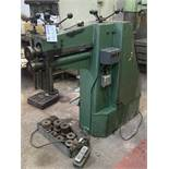 Powered Swaging Machine. Capacity 24''.