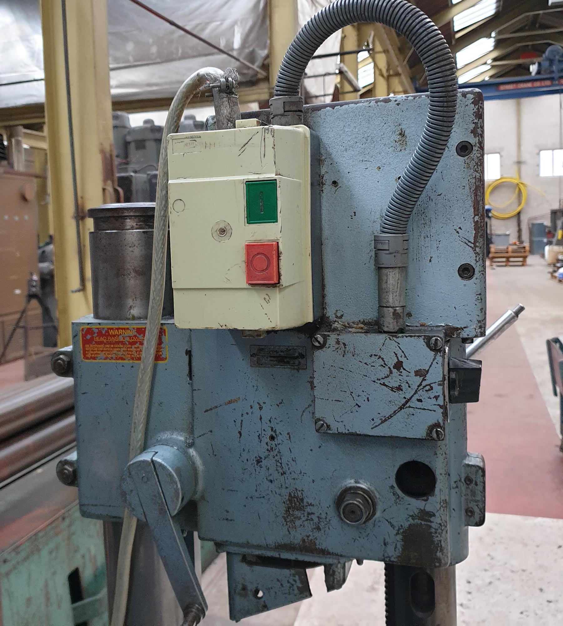 Meddings S68 Gear Head Drill. - Image 3 of 6