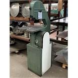 "Startrite Vertical Bandsaw. 16"" Throat."