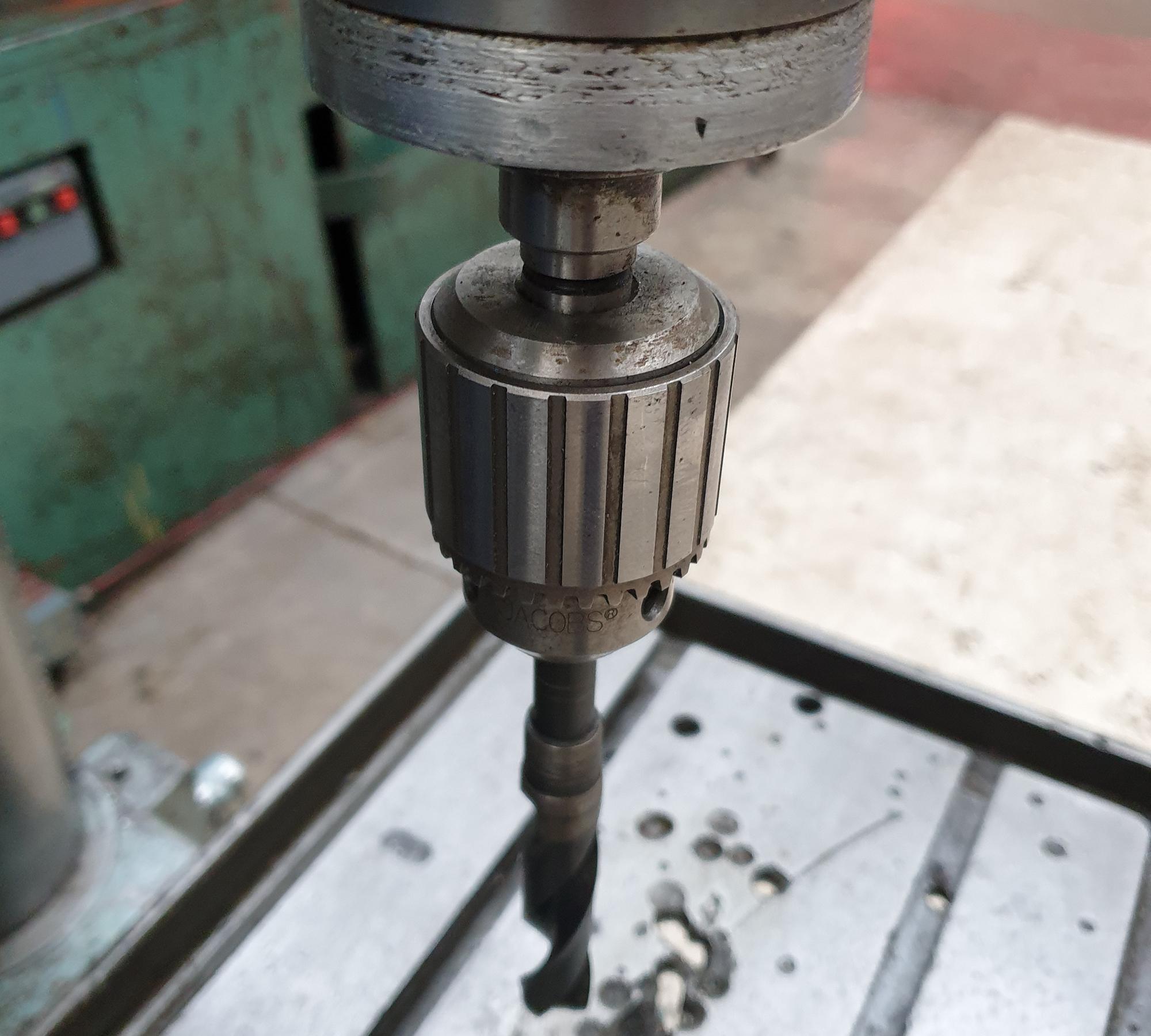 Meddings S68 Gear Head Drill. - Image 6 of 6