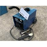 Power Craft Turbo Fan Cooled Arc Welder. 40-160 Amps.