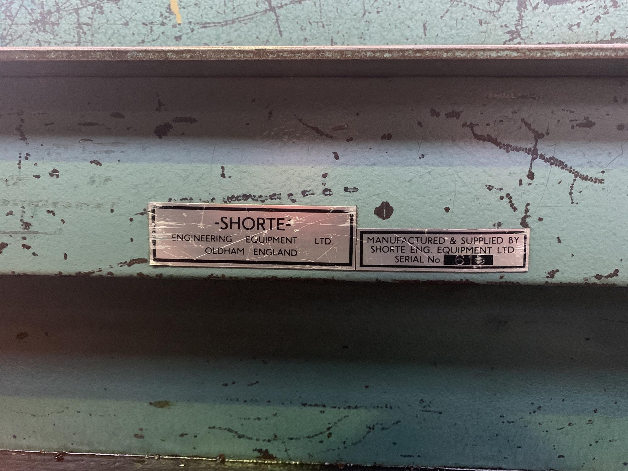 Shorte Sheet Metal Lock Former. - Image 3 of 3