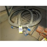 (Lot) Komatsu, Brake Supply co. Assorted Parts 4325461, 85481/85482 Hoses & grease pumps [RACK