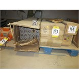 (Lot) Heating Elements (2) boxes for Kappes Cassiday, strip plant boiler use [RACK PRD -bottom]