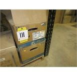 (Lot) [2] WEG Electric Motors 1HP04P143TC 1hp, 208-230/460v, 3ph/60hz, explosion proof, closed