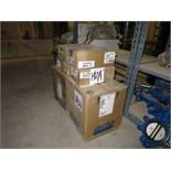 "(Lot) Lincoln Diaphragm Pumps & Control Valves, 85626, 85627, UPC -6Y880 (2) 1/2"" non metallic (4)"