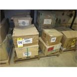 (Lot) Komatsu Hoist Collars WA1200, 42C-70-11375- Collar P60 [RACK PRE -bottom]
