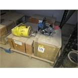 (Lot) [6] Drilltec Hydraulic Motors/Pumps [RACK PRD - bottom]