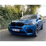 BMW X5 M - 2017 Fully Loaded Example Cost Over £100,000 When New £8k Options Fitted
