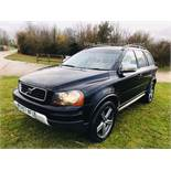 Volvo XC90 2.4 D5 Sport Special Equipment Auto - 2008 Model - Full Cream Leather - 7 Seater