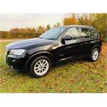 BMW X3 xDrive 3.0d SE Special Equipment Auto - 2012 12 Reg - Sat Nav - Parking Sensors - SH - 4x4
