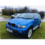 BMW X5 3.0d Sport Auto - 2006 Model - Full Leather - Pan Roof - Privacy Glass