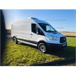 Ford Fransit 350 2.2 TDCI LWB Fridge/Freezer - 2016 Model - Stand By/Over Night Van - GAH Unit