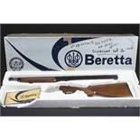 Fusil superposé Beretta Catégorie C Modèle 5685. Calibre 20. Numéro VD44220B. Fabrication P