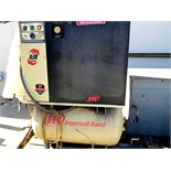 Ingersoll Rand UP6-7 Rotary Screw Compressor, 7.5-HP, 230V, 3-PHASE, 125 PSI, 3200-RPM, 60HZ, 80 GAL