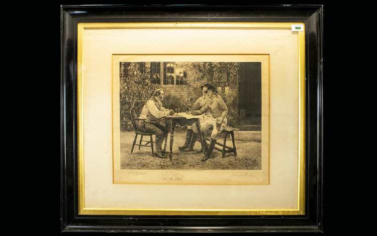 Lot 973 - Walter Dendy Sadler (British 1854-1923)